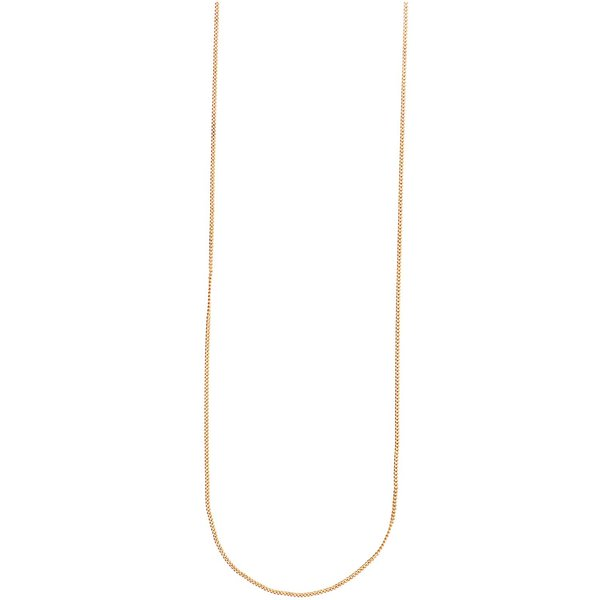 Mix it Up - Jewellery Gliederkette gold 65cm