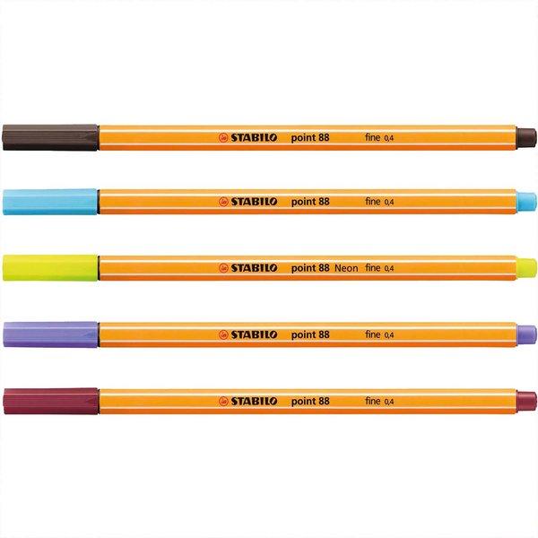 Stabilo Point 88 Fineliner 0,4mm