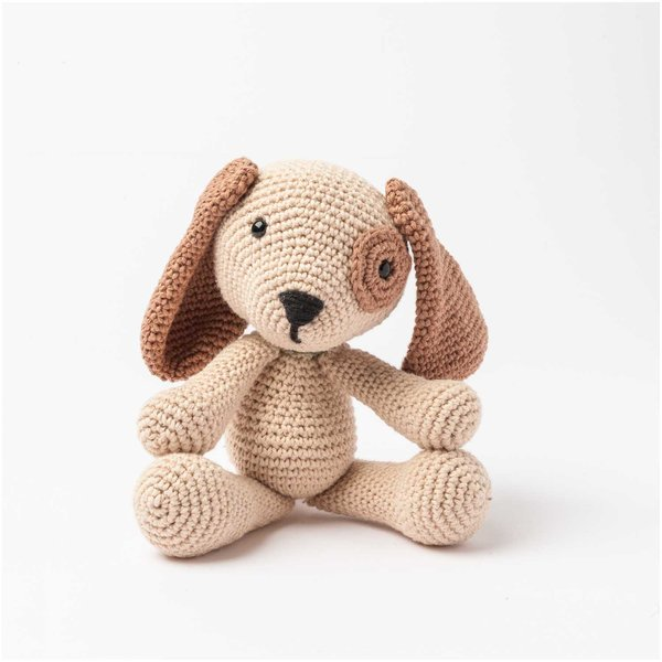 Rico Design Häkelset Ricorumi Puppies Hund