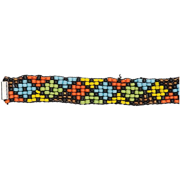Rico Design Rocaillesband mehrfarbig XS/S 10x160mm