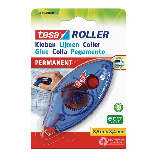 tesa Kleberoller permanent 8,4mm 8,5m