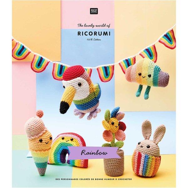 Rico Design Ricorumi Rainbow Französisch
