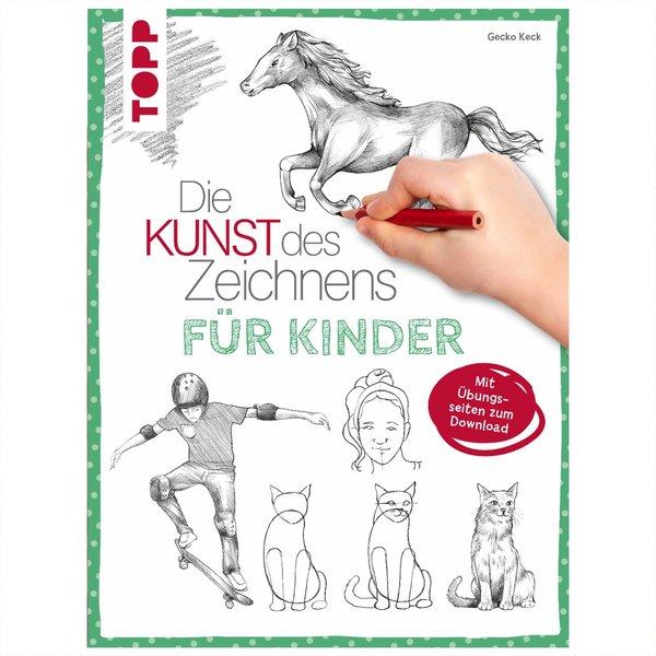 TOPP Kunst des Zeichnens für Kinder