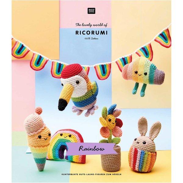 Rico Design Ricorumi Rainbow Deutsch