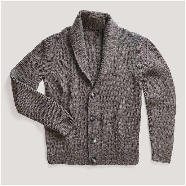 Strickset Jacke Modell 03 aus Made by Me Men Nr. 2