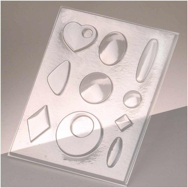 efco Gießform mit 10 Formen