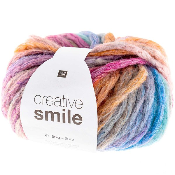 Rico Design Creative Smile 50g 50m