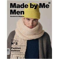 Rico Design Made by Me Handknitting Men Nr.2 Fashion Edition
