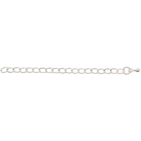 Jewellery Made by Me Verlängerungskette silber 60mm