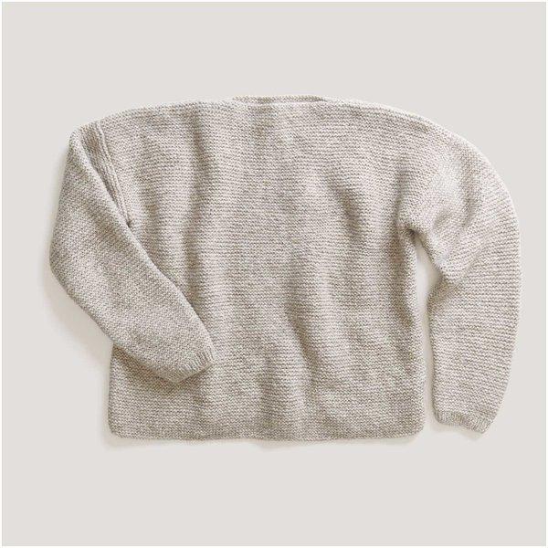 Strickset Pullover Modell 13 aus Made by Me Men Nr. 2