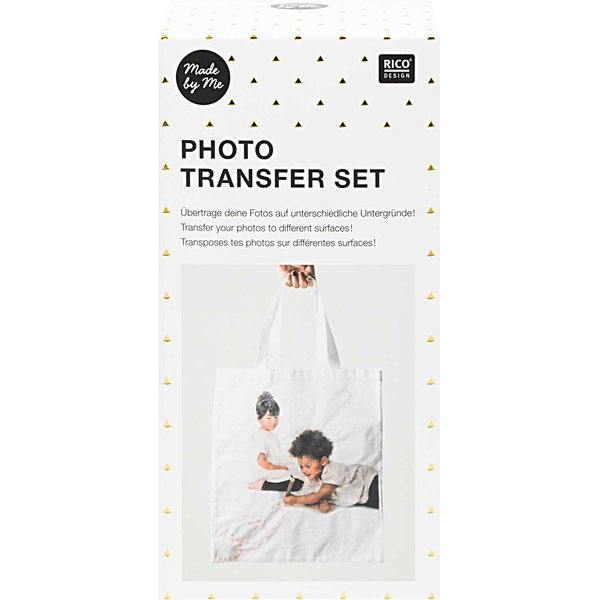 Rico Design Photo Transfer Set