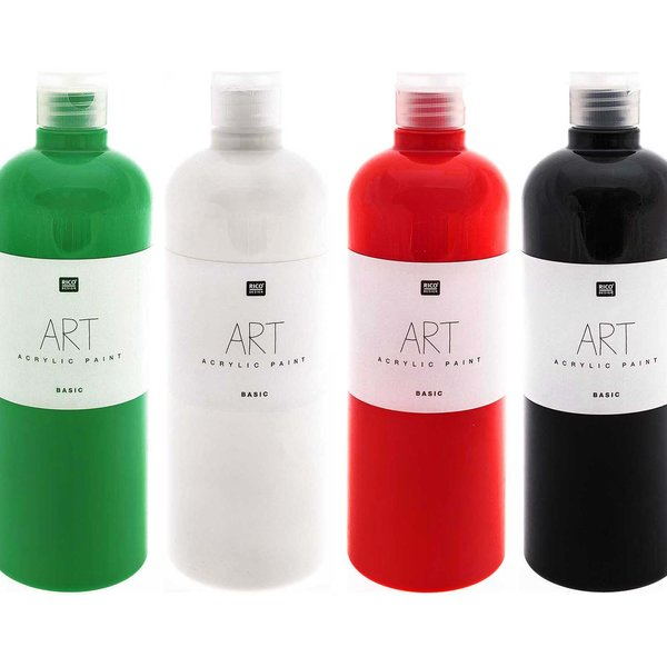 Rico Design ART Künstler Acrylfarbe 750ml