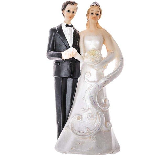 Brautpaar elegant 10,5cm