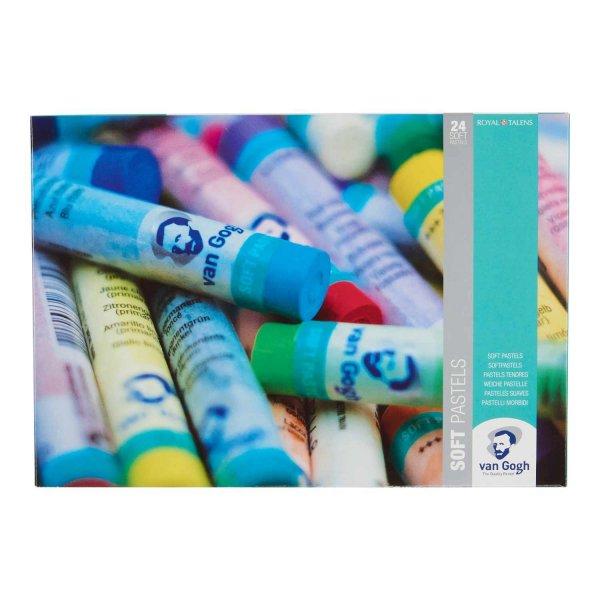 Van Gogh weiche Pastellfarben Set 24 Farben