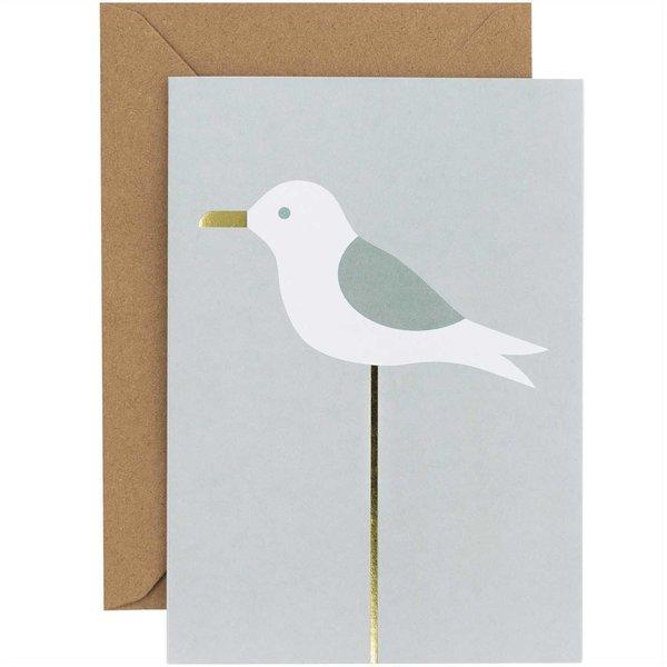 Paper Poetry Kartenset Möwe 20teilig