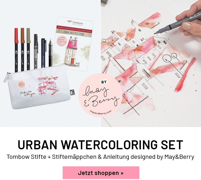 May & Berry Tombow Set