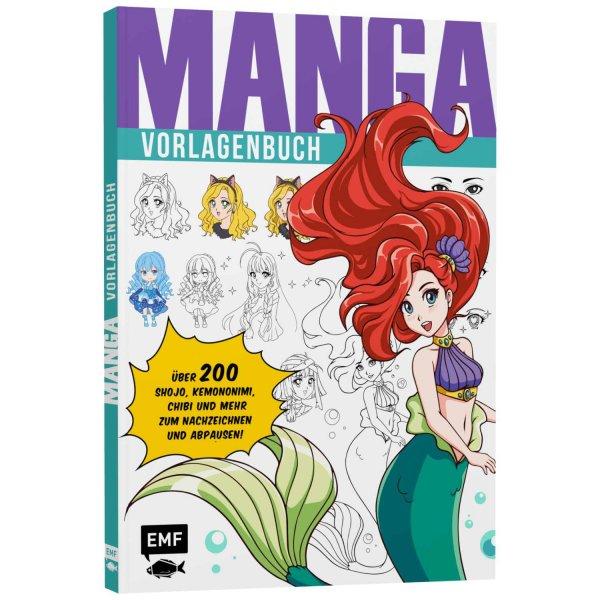 EMF Manga - Vorlagenbuch