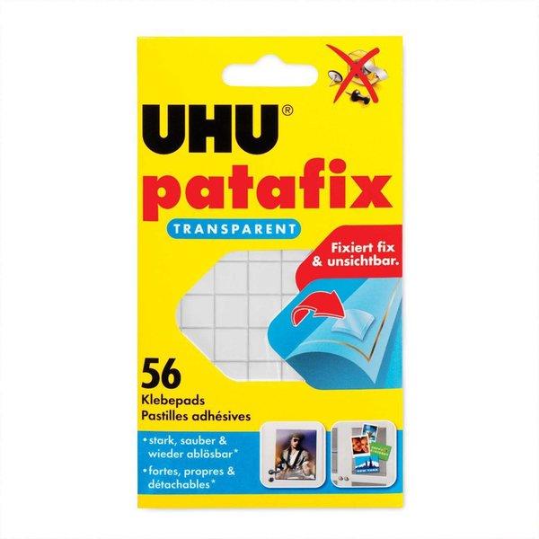 UHU patafix transparent 56 Klebepads