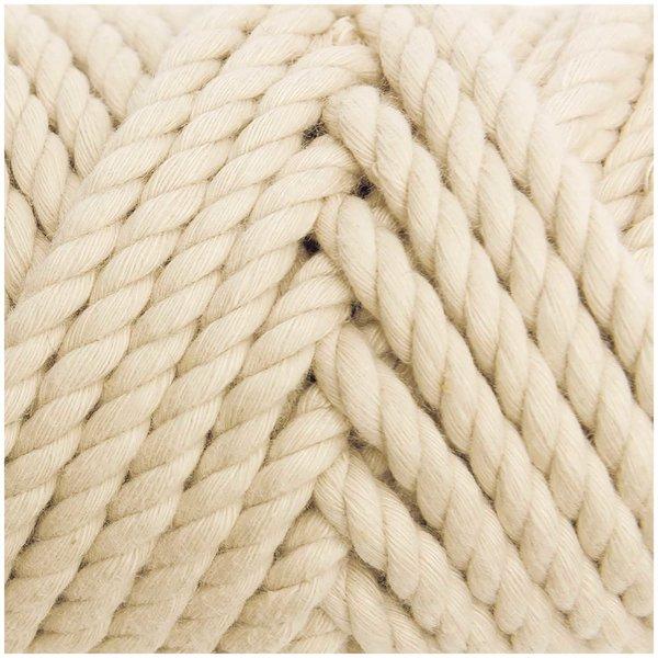 Rico Design Creative Cotton Cord 130g 25m natur