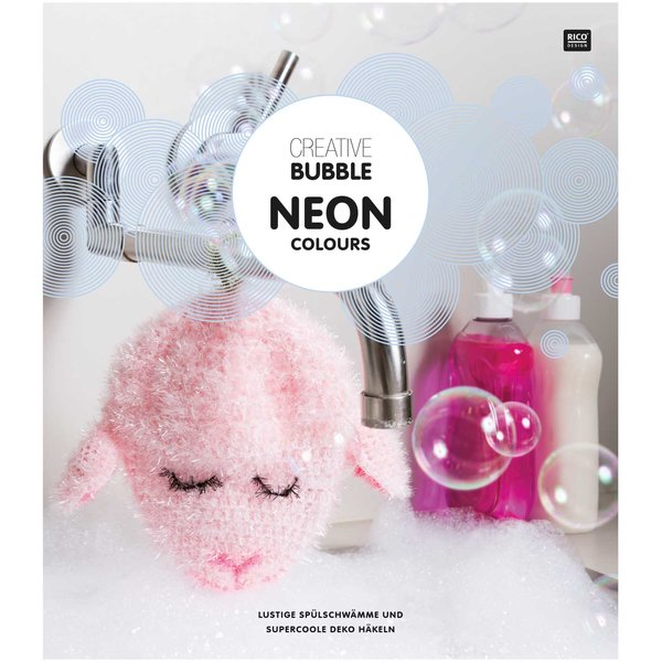Rico Design Creative Bubble - Neon Colours