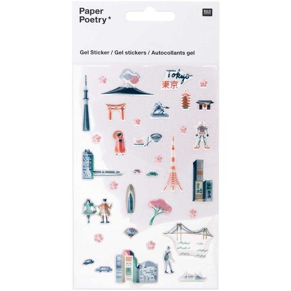 Paper Poetry  Gelsticker Tokyo