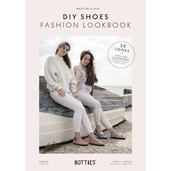 Botties DIY Shoes Fashion Lookbook