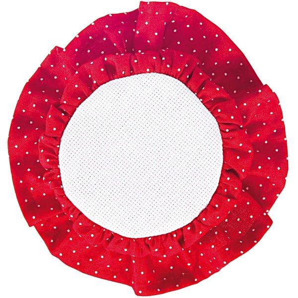 Rico Design Marmeladendeckchen zum Besticken 8cm