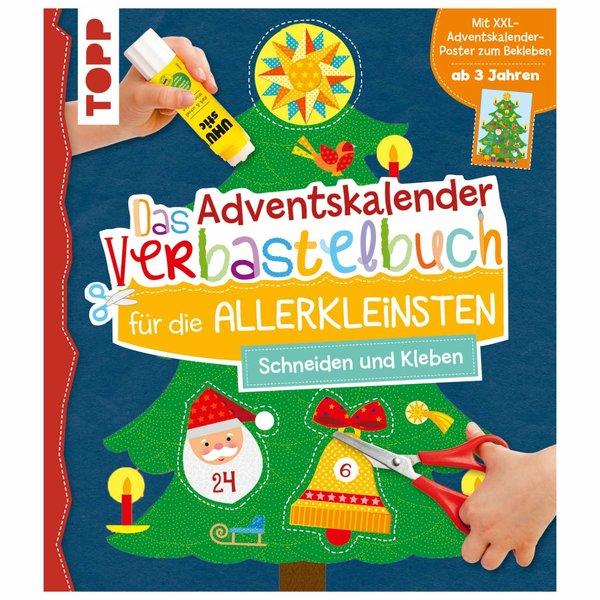 TOPP Das Adventskalender Verbastelbuch