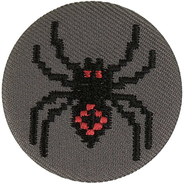 Jewellery Made by Me Button Spinne 40mm