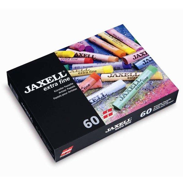 Jaxell Pastellkreide extrafein 60teilig