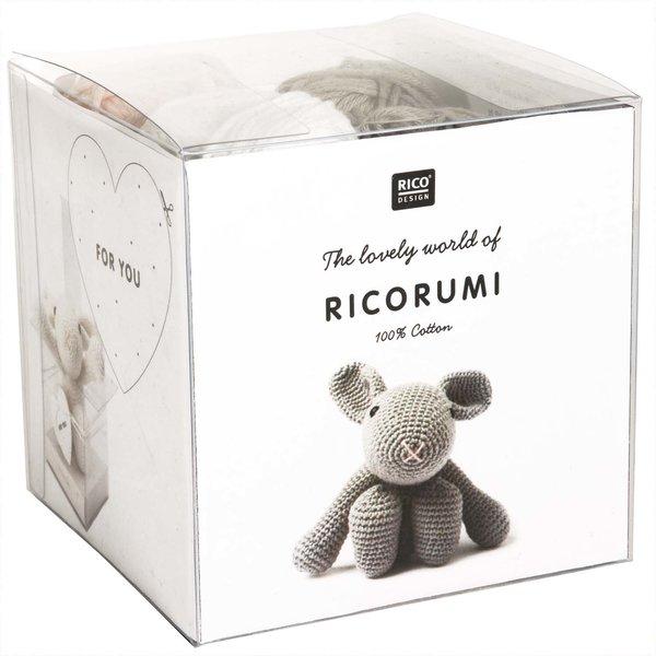 Rico Design Häkelset Ricorumi Puppies Hase