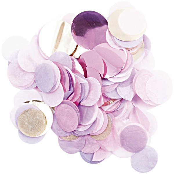 YEY! Let's Party Konfetti rosa Mix 20g