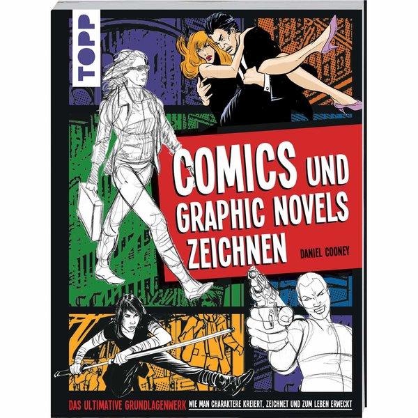TOPP Comics und Graphic Novels zeichnen