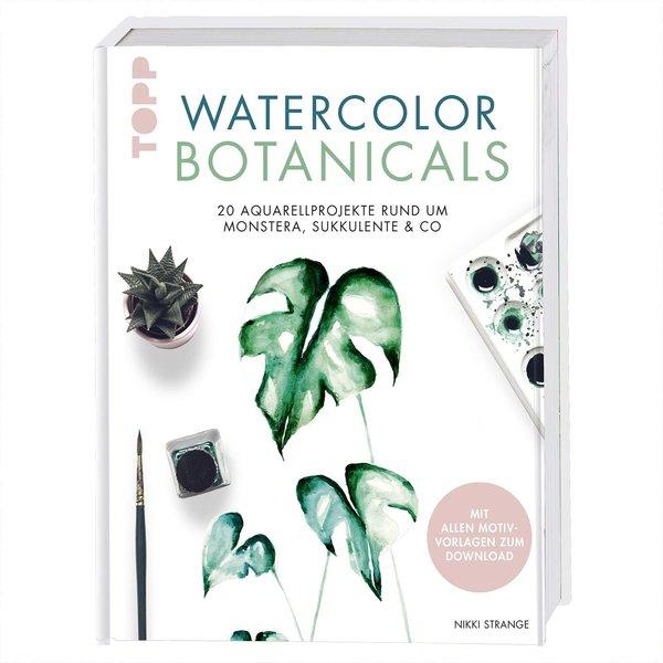 TOPP Watercolor Botanicals