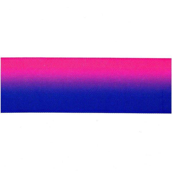 Ohhh! Lovely! Dekoband lila-pink 5cm 3m