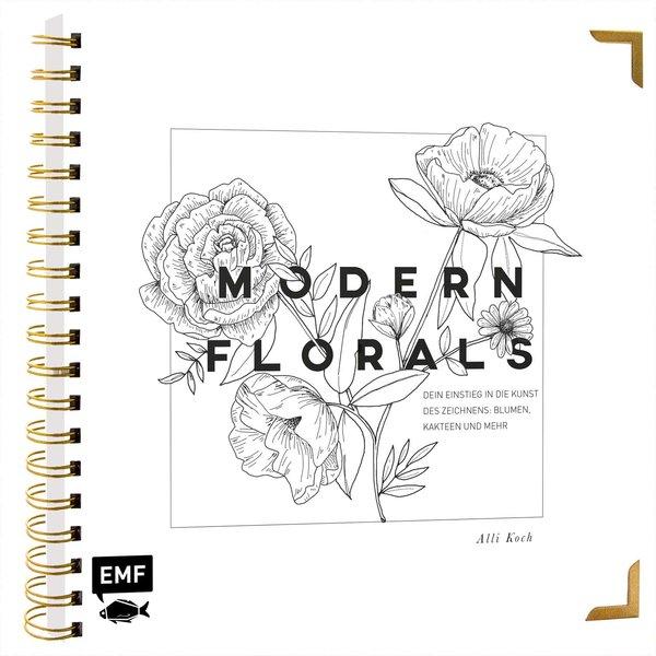 EMF Modern Florals - Dein Einstieg in die Kunst des Zeichnens