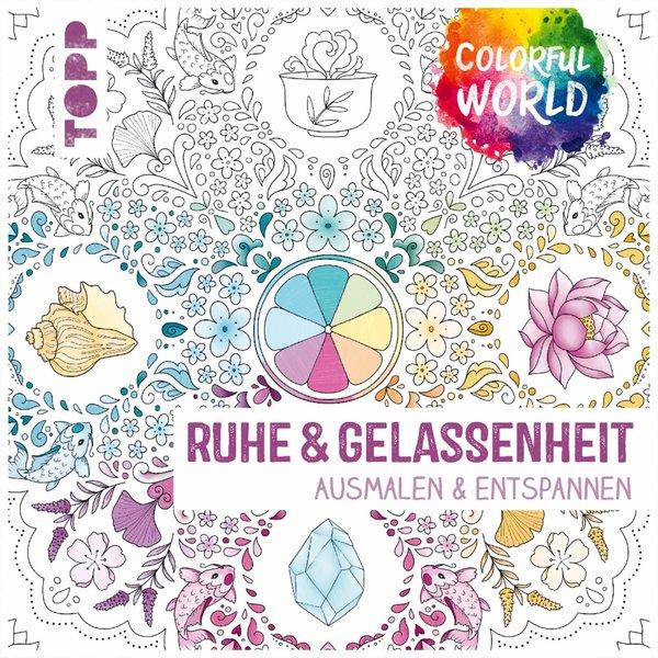 TOPP Colorful World - Ruhe & Gelassenheit