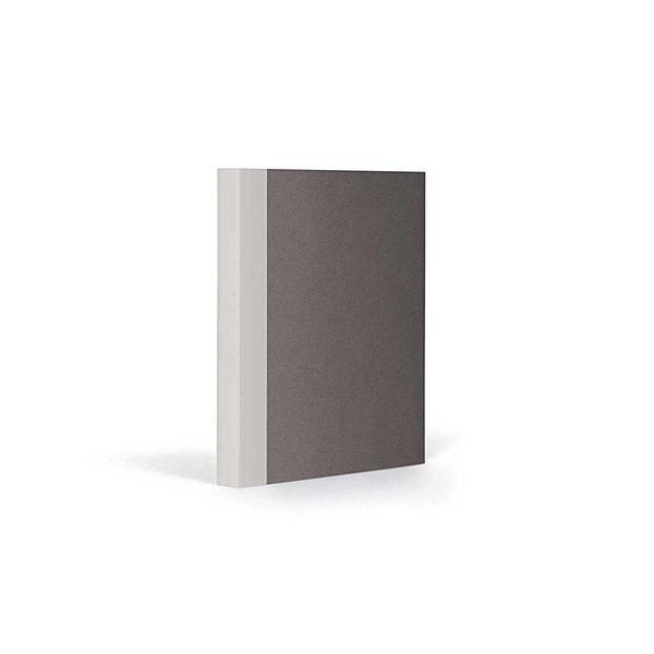FANTASTICPAPER Notizbuch A6 kariert stone-warmgrey