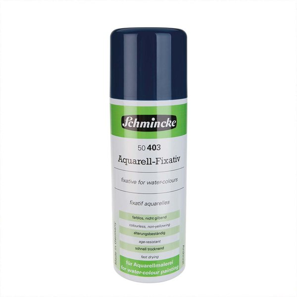 Schmincke Aquarell-Fixativ Aerospray 300ml