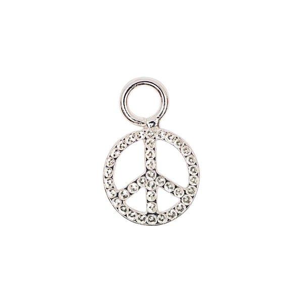 Rico Design Anhänger Peace 15mm
