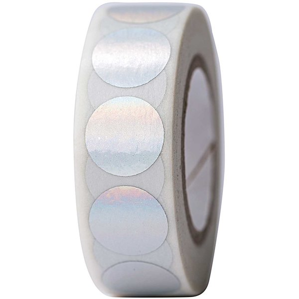 Paper Poetry Tape Punkte irisierend 15mm 10m Hot Foil