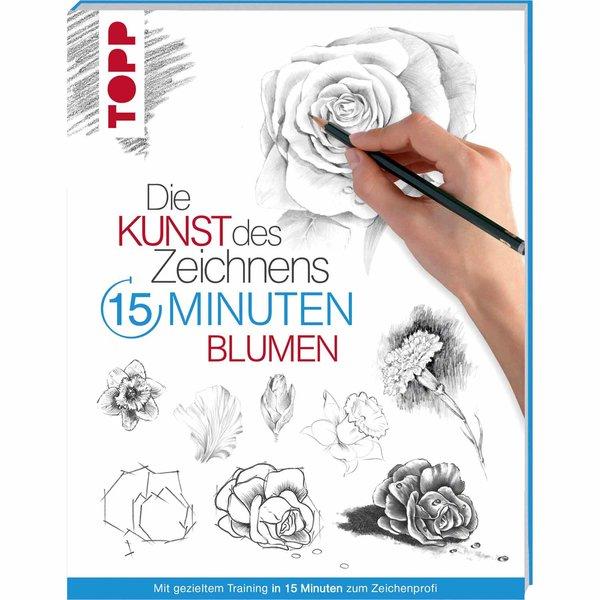 TOPP Die Kunst des Zeichnens 15 Minuten - Blumen