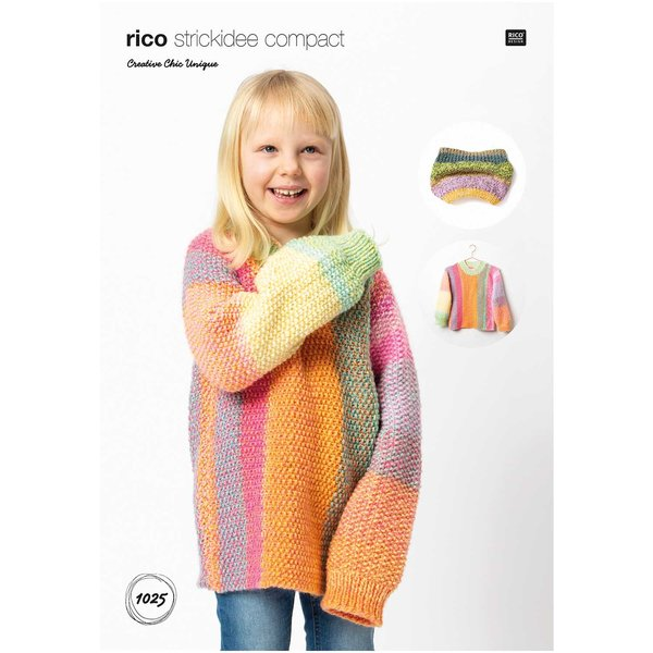 Rico Design Strickidee Compact Nr.1025