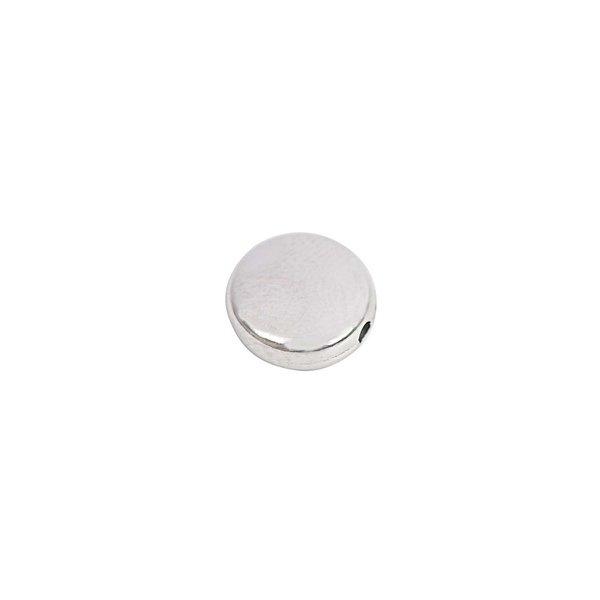 Rico Design Scheibe silber 9,4mm 30 Stück