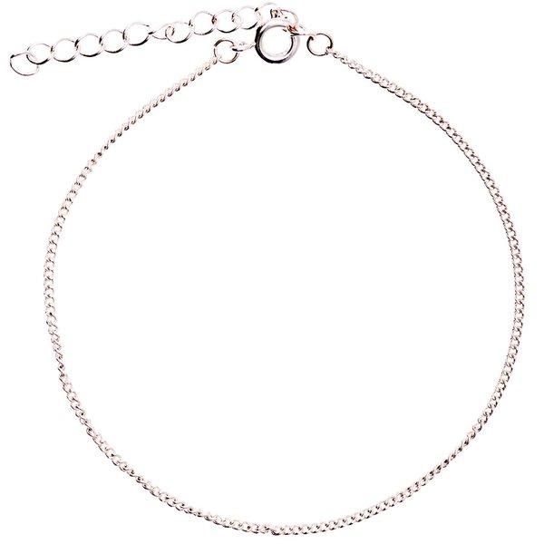 Mix it Up - Jewellery Gliederarmband silber 17cm