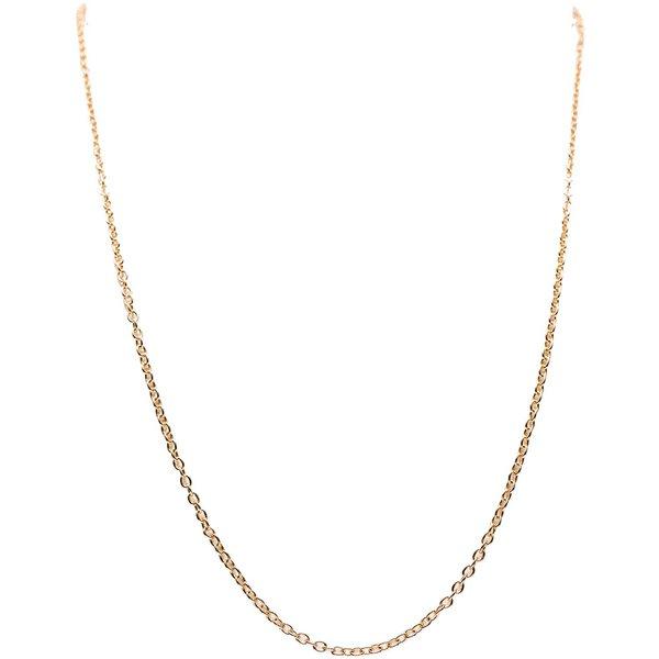 Jewellery Made by Me Gliederkette gold 60cm