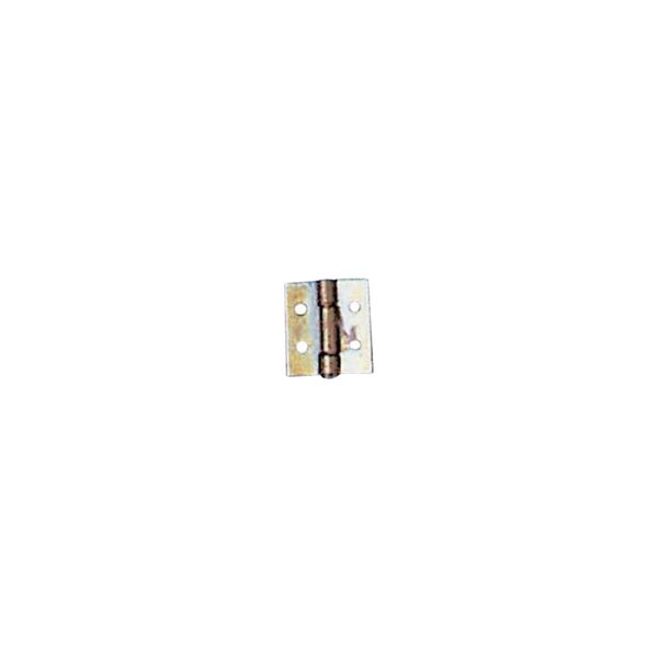 Glorex Nagelscharnier mit Stiften 8x10mm 4 Stück
