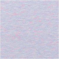 Rico Design Stoffabschnitt Jersey flieder-neonpink 80x100cm