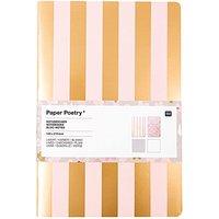 Paper Poetry Notizbücher A5 2 Stück