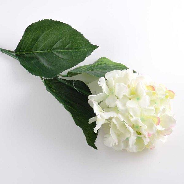 Hortensie weiß 72cm